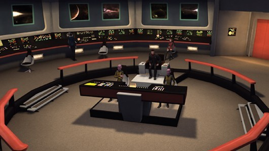 If I was getting paid for it, I would play Star Trek Online like it was my job.  Which it would be.