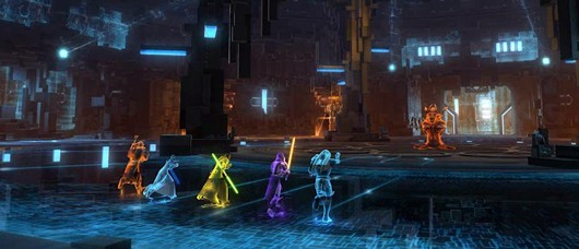 SWTOR lead writer hints at future content