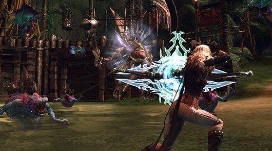 terascreenshotarcher castanic Rumor: TERA publisher En Masse hit with layoffs