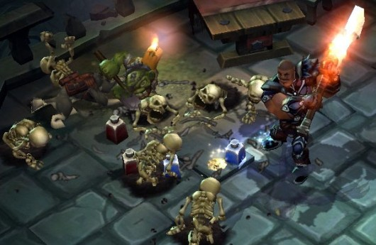 Torchlight exec on MMO plans 'It may be radically different'