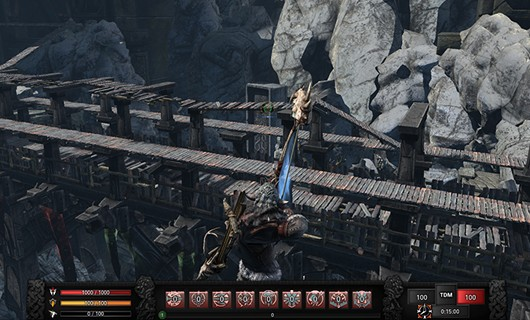 Dark Vale releases Forge gameplay video, 'KickFinish' campaign