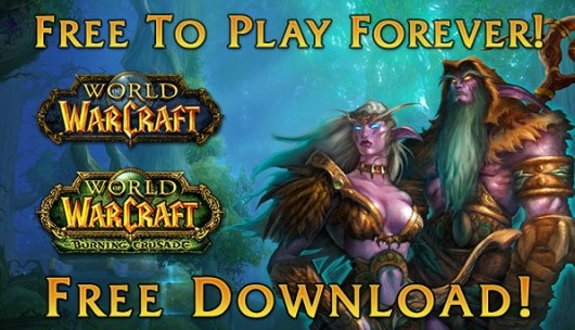 World of Warcraft won't raise F2P above level 20