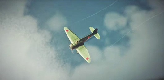 Exclusive World of Warplanes reveals Japanese carrier fighter aircraft