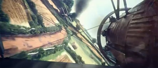 Gamescom 2012 - Wargaming.net teases World of Warplanes CG trailer