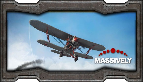 World of Warplanes - biplane