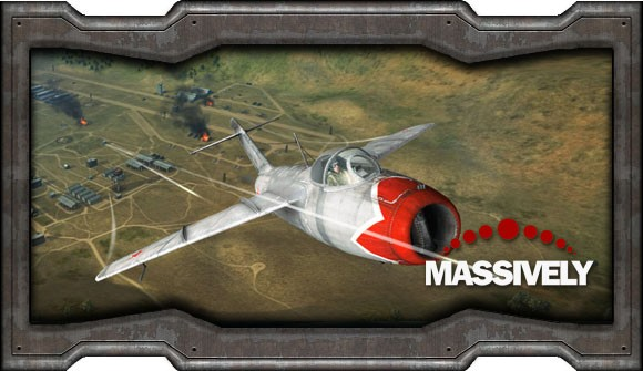 World of Warplanes - Russian jet