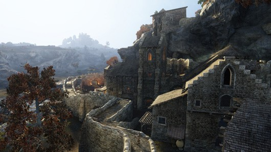 Black Desert Facebook page hints at parkour system