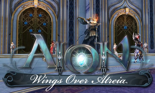 Wings Over Atreia  Getting real with Aion 35
