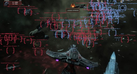 Battlestar Galactica Online screenshot