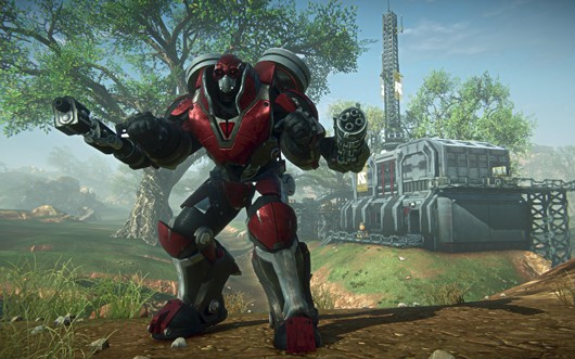 PlanetSide 2's Higby talks member benefits, pay-to-win