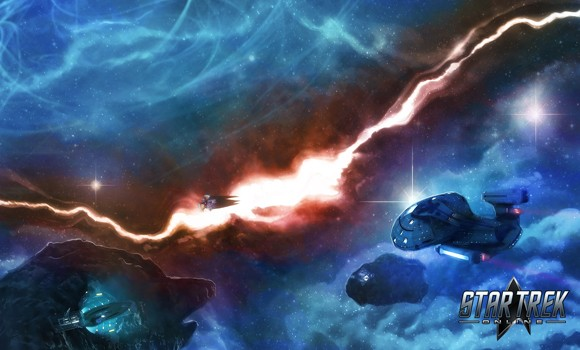 Captain's Log Starting anew in Star Trek Online