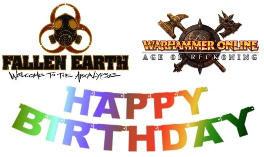 The Game Archaeologist Happy birthday, Warhammer Online and Fallen Earth!
