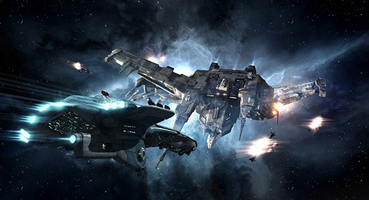 EVE Online Bounty Hunter