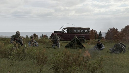 Massively Interview Bohemia's Matt Lightfoot on DayZ, modding, and zombie survival