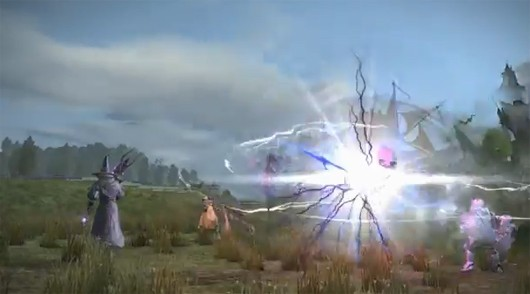 PAX 2012 - New Final Fantasy XIV trailer released, presentation viewable