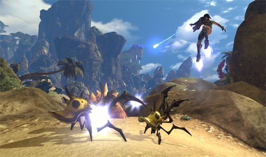 New Firefall milestone focused on PvE