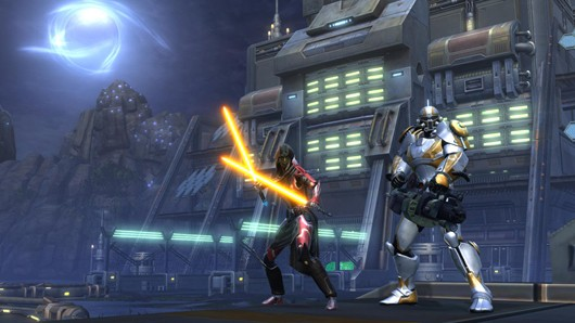 SWTOR's 14 patch live on public test server today