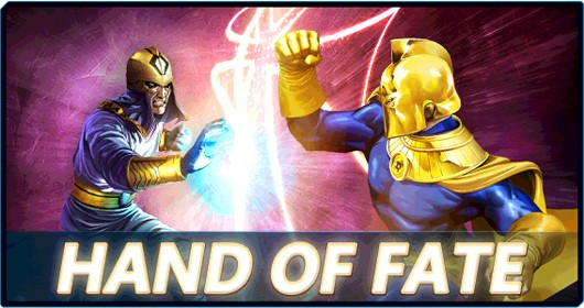 New DC Universe Online Hand of Fate DLC available now