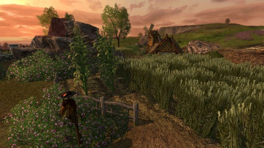 Turbine talks Rohan landscapes in latest LotRO dev diary