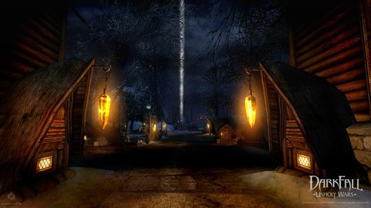 New Darkfall Unholy Wars screenshots released