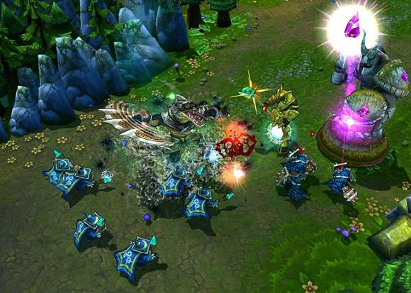 The Summoner's Guidebook Learning to multitask in League of Legends