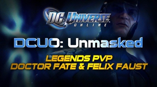 DCUO video previews new Legends PvP