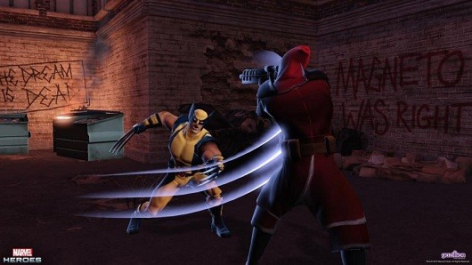 Marvel Heroes releases new heroes, closed beta details