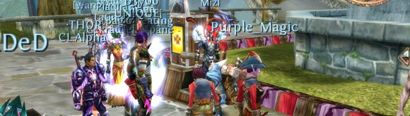 Order and Chaos Online screenshot
