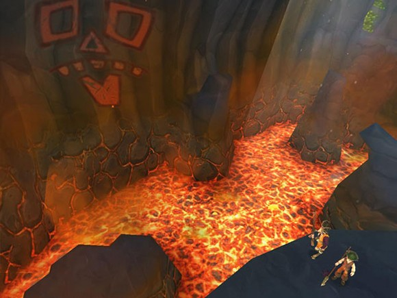 Pirate101 Lava
