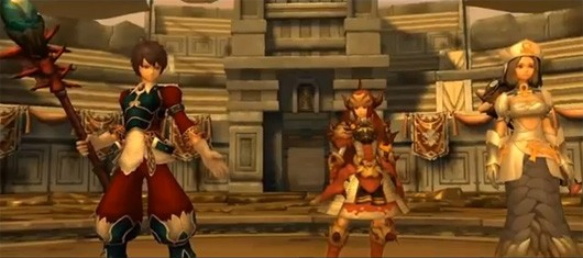 Ragnarok Online 2 trailer shows off upcoming Colosseum