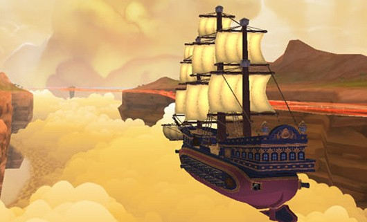 Pirate101 launching in 'early October'