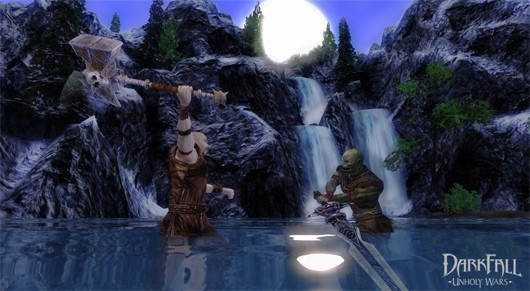 Darkfall Unholy Wars 'in the final stretch for launch'