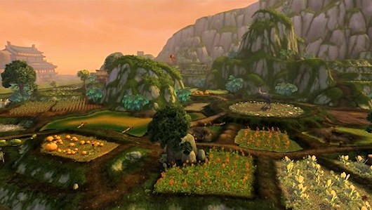 Mists of Pandaria farming pic, in honor of Shawn :)