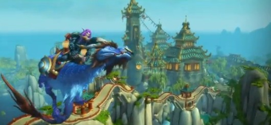 World of Warcraft continues Mists of Pandaria TV coverage