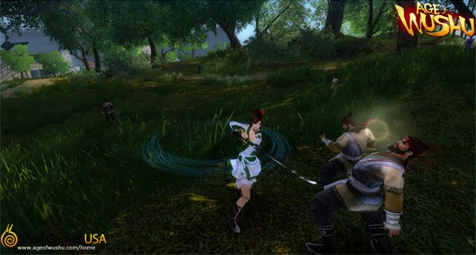 Age of Wushu beta and launch announced