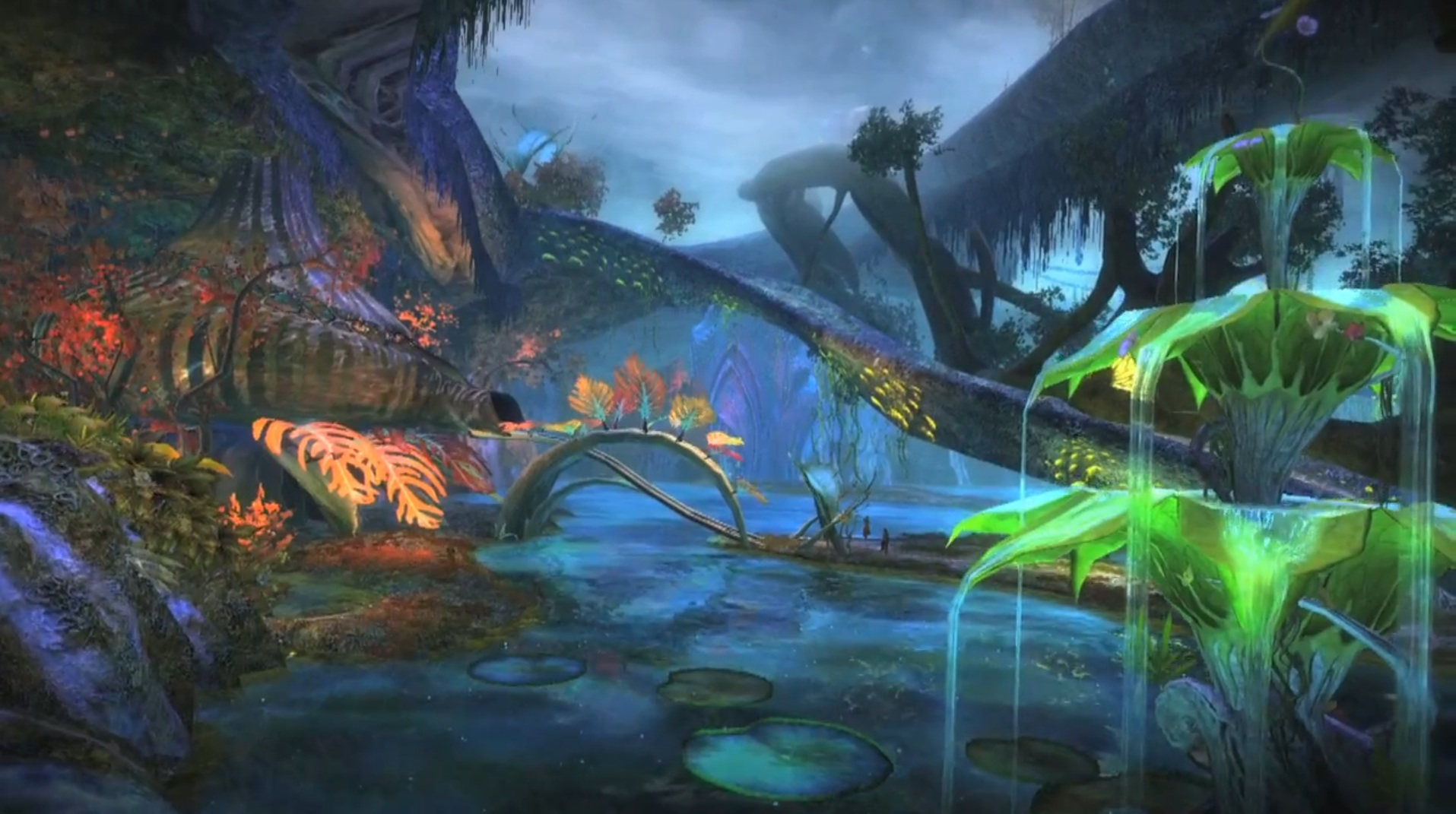 ArenaNet posts a new Guild Wars 2 introductory video