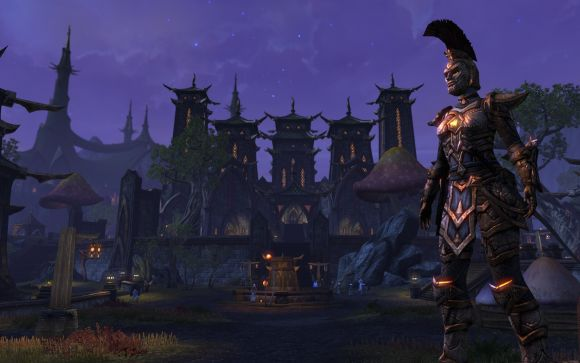 Going handson with The Elder Scrolls Online