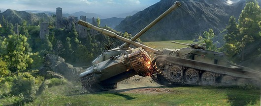 World of Tanks sets new PCCU record, boasts 40 million registered users