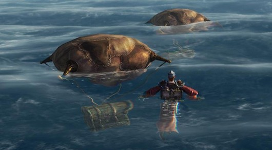 ArcheAge underwater treasure hunting guide released