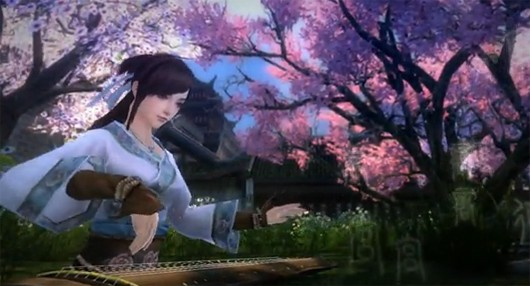 GDC Online 2012 - Age of Wushu gets a new trailer