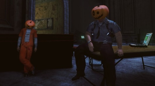 Fallen Earth and APB Reloaded go trickortreating