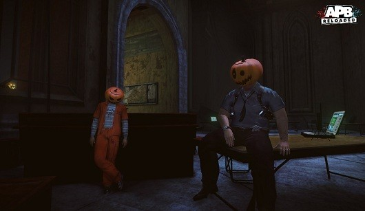 APB Reloaded previews new map for Halloween festivities
