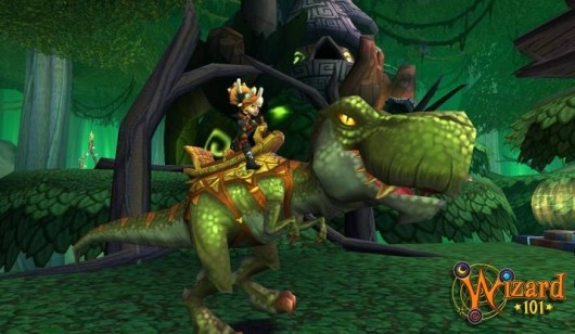 Wizard101 announces Azteca, level cap increase embargo 100 pm EDT 1024