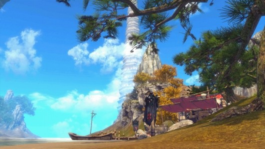 Going inside Blade &amp; Soul's new solo dungeon