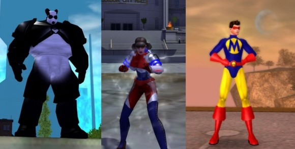 The Game Archeologist A City of Heroes memorial, part 1