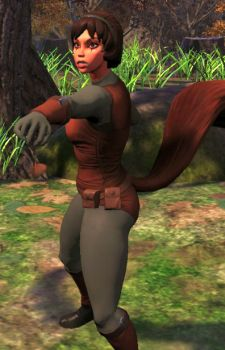 Squirrel Girl's a nice start, guys, but we'll talk more when you've got U.S. 1, Nightwatch, and Spidercide playable.