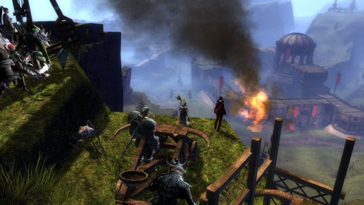 Flameseeker Chronicles Environmental weapons in Guild Wars 2