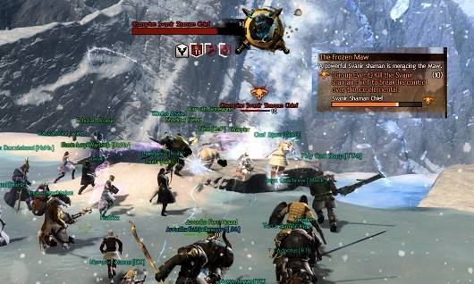 Are dynamic events another MMO fad?