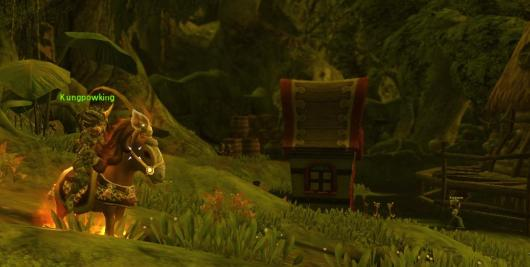 Dragon Nest's Lotus Marsh screenshot