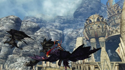 SOE Live 2012 - Dragon's Prophet trailer, website released